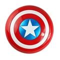 Новый Капитан Америка, 32 см, американский щит, игрушка для косплея, пластиковый щит, подарок для мальчиков