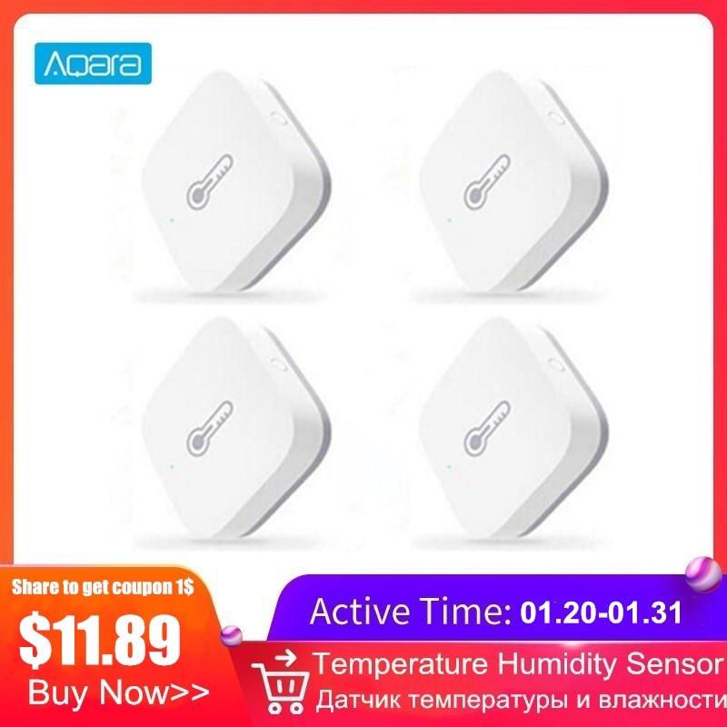 Hot Promo #3412c Xiaomi Mi Aqara Temperature Humidity