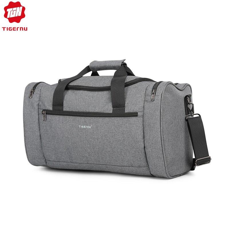 Tigernu 2020 nouveaux sacs de voyage imperméables femmes grande capacité sac à main femme avec bandoulière haute qualité sacs décontractés