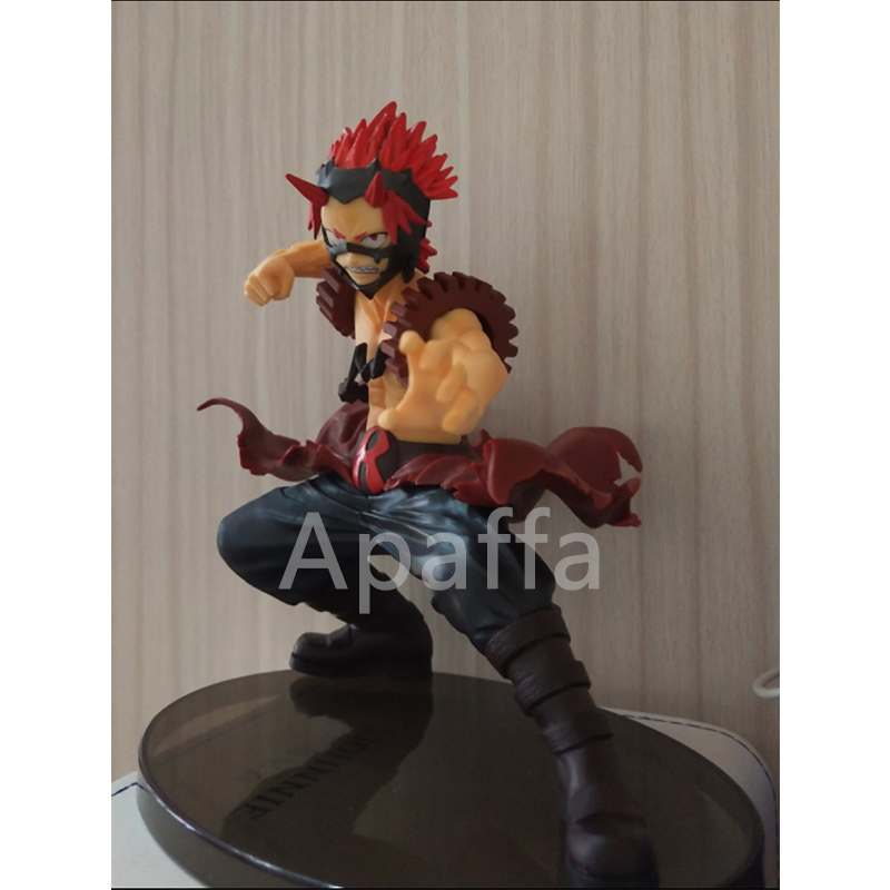Banpresto//My Hero Academia//figure// Statue//Eijiro Kirishima//anime//Uk Seller