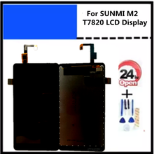 For SUNMI M2 T7820  LCD Display Screen+Touch Screen Digitizer