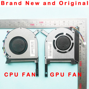 Brand new original laptop / notebook processor CPU / GPU cooling fan for ASUS Strix TUF 6 FX505 FX505G FX505GE FX505GD