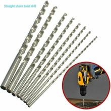 High-Speed Drill Super-Long 5PCS Steel Shank Straight 2/3/3.5-/..