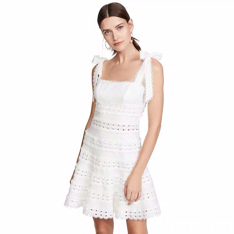 2020 New Arrive Spring Women Lace Dress