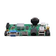 Сетевой видеорегистратор NVR H.265, 16 каналов, 1080 Мп или P, HDMI выход, плата NVR, поддержка Onvif, мобильный мониторинг