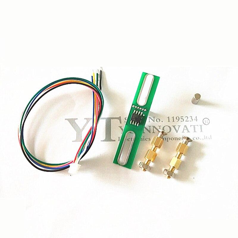 1 шт. TLE5010 цифровой режим магниторезистивный угол датчика PCB|Интегральные схемы|   | АлиЭкспресс