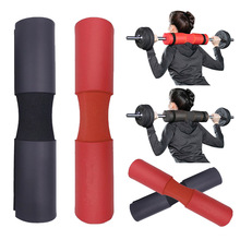 Barbell Squat Pad Hip Train Band Ankle Strap Gym Weight Lifting Cushioned Neck Shoulder Protector Pad Fitness Crossfit Workout