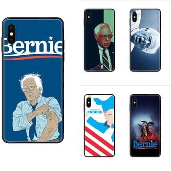 TPU Fashion Cell Case For Samsung Galaxy Note 4 8 9 10 20 Plus Pro Ultra J6 J7 J8 M30s M80s 2017 2018 Bernie Sanders image