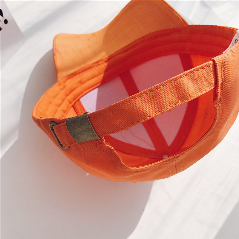 Women Baseball Cap Snapback Casquette Solid Color Men's Baseball Cap Outdoor Sun Hats Summer gorras hombre Adjustable Caps 2020 (13)
