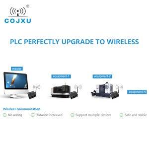 Image 5 - Ethernet Modbus 433MHz 1W IoT TCXO E90 DTU 433C30E A Lungo Raggio PLC Dati di Trasmissione Senza Fili Ricetrasmettitore modem modem ethernet