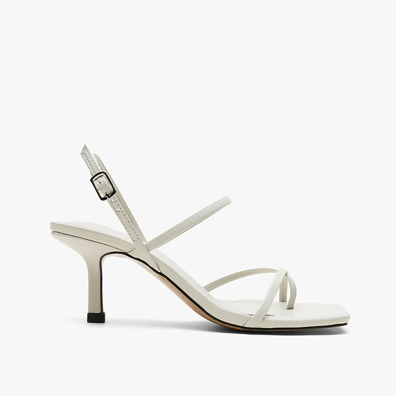 Summer 2020 European And American Fashion Women's High-heeled Sandals