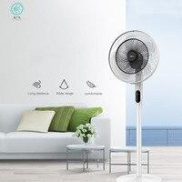 Intelligente frequenz umwandlung mute startseite fernbedienung kaltes fünf blatt fan vertikale schütteln kopf timing power saving FAN  17-in Ventilatoren aus Haushaltsgeräte bei