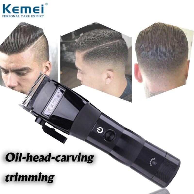 Tondeuse à cheveux électrique tondeuses à cheveux pour tête de rasage tondeuse à cheveux électrique rechargeable professionnel tondeuse à cheveux 4