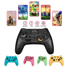 Bluetooth Controller for N-Switch Pro Lite Console Wireless Gamepad suit for NS Switch Controller Video Game USB Joystick pc