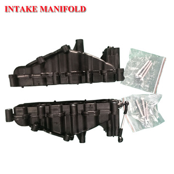Set Inlaatspruitstuk Module Voor Audi A4 A6 A8 Q5 Q7/VW 2.7, 3.0 TDI 059129711 059129712
