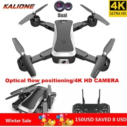 S36 RC Drone 4K profissional quadcopter air selfie fishing drone pocket mini dron drones with camera hd Helicopter Aircraft Gift
