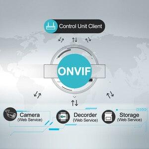 Image 3 - Miecu Mini grabadora de vídeo ONVIF para sistema de seguridad de cámara IP, H.265, NVR, Full HD, P2P real, 16 canales/8 canales, 5MP, 16 canales, 1080P