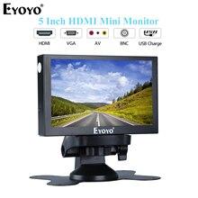 Eyoyo S501H IPS Mini TV Computer Monitor 5.5