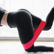 Спортивный Браслет для йоги, фитнеса, сопротивления, растягивается, фитнес, ралли, силовая тренировка, кольцо для йоги, здоровья, спорта, тянущиеся ноги, фитнес-пояс