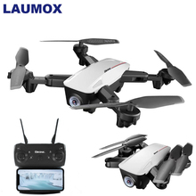 LAUMOX LX100 RC Drone With 4K/1080P HD Camera Optical Flow Positioning WIFI FPV