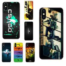 Phone Soft Shell Counter Strike Cs Go On Sell For Huawei Honor Mate 7 7A 8 9 10 20 V8 V9 V10 G Lite Play Mini Pro P Smart(China)