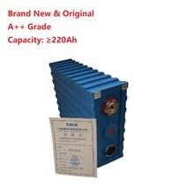 4 teile/los CALB 200Ah 3,2 V SE200AH Lithium-LiFePO4 Zelle Batterien SE200 Kunststoff pack für solar RV EV 12V 24V EU UNS TH VN STEUER FREIES
