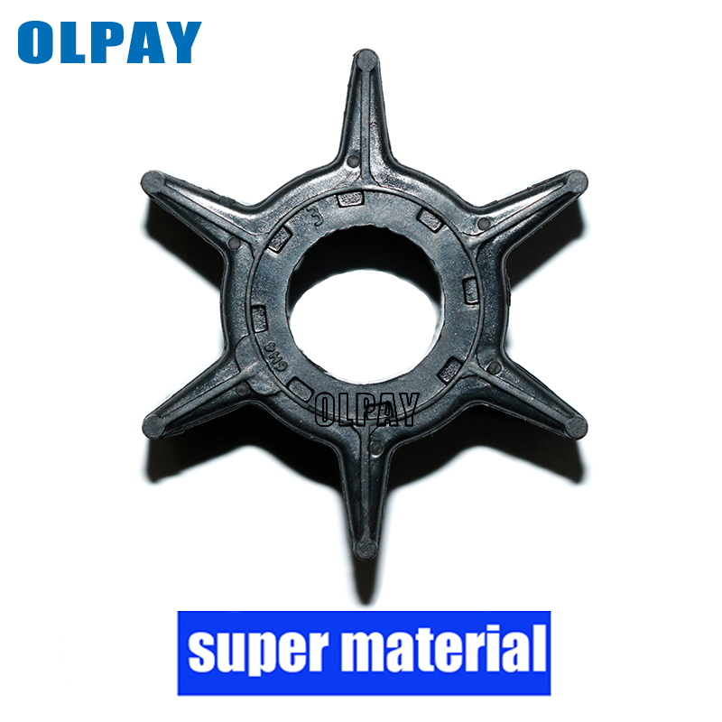 Water Pump Impeller 6H4-44352-01 6H4-44352-02-00 For Yamaha 20HP 25HP 30HP 40HP 50HP 25N 25Q Boat Engine
