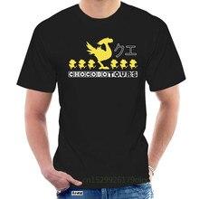 T Shirt 2020 Chocobo Tours Super Travel Final Fantasy 7 Tribute Tshirt T-Shirt Tee Summer Tee Shirt hot @077858