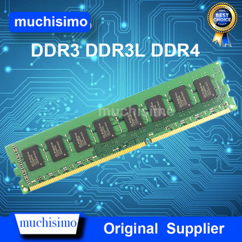Memory RAM DDR3 DDR3L DDR4 4GB 8GB 2GB 1066 1333 1600 2133 2400 2666MHz Computer Desktop 240pin New DIMM Fully compatible System