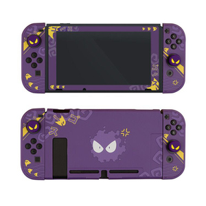 Image 5 - Nintend Switch Storage Bag Purple Devil Travel Case NS Hard Shell Cover Waterproof Box For Nintendo Switch Lite Game Accessories
