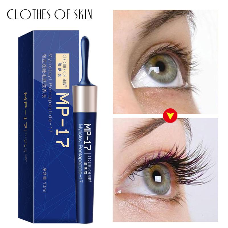 7 Day Eyelash Growth Serum Liquid Eyelash Enhancer Ginseng  Treatment Lash Lift Eyes Lashes Mascara  Long Thicker Nourishing Eye