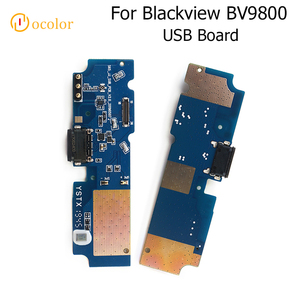 Image 1 - Ocolor ل Blackview BV9800 USB مجلس استبدال ل Blackview BV9800 برو أجزاء USB التوصيل تهمة مجلس ملحقات الهاتف المحمول