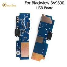 Ocolor Voor Blackview BV9800 Usb Board Vervanging Voor Blackview BV9800 Pro Onderdelen Usb Plug Charge Board Mobiele Telefoon Accessoires