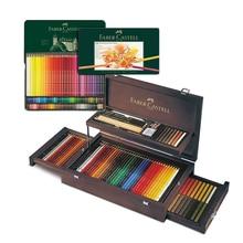 Faber Castell Polychromos Artist Grade Oily Colored Pencils 12/24/36/60/72/120 Colors Professional Art Oily Colored Pencils 1100