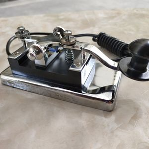 Image 4 - K 4 hand sleutel korte golf radio Morse Morse code CW telegraph K4 sleutel