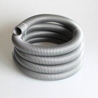 1 metro aspirador de pó máquina de absorção de água peças rosca tubo mangueira 50mm