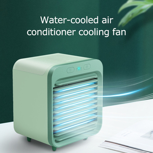 USB Desktop Air Cooler Fan Min