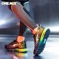 ONEMIX Turnschuhe männer Laufschuhe Atmungsaktive Mesh Sport Chaussures De Natürlich Outdoor Sportlich Wandern Turnschuhe Max 47