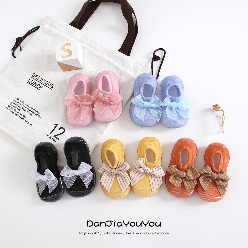 Baby Shoes  Girl First Shoes Baby Walkers Summer Rubber Sole Anti-slip Toddler Shoes Unisex Baby Sneakers Cute Infant Booties