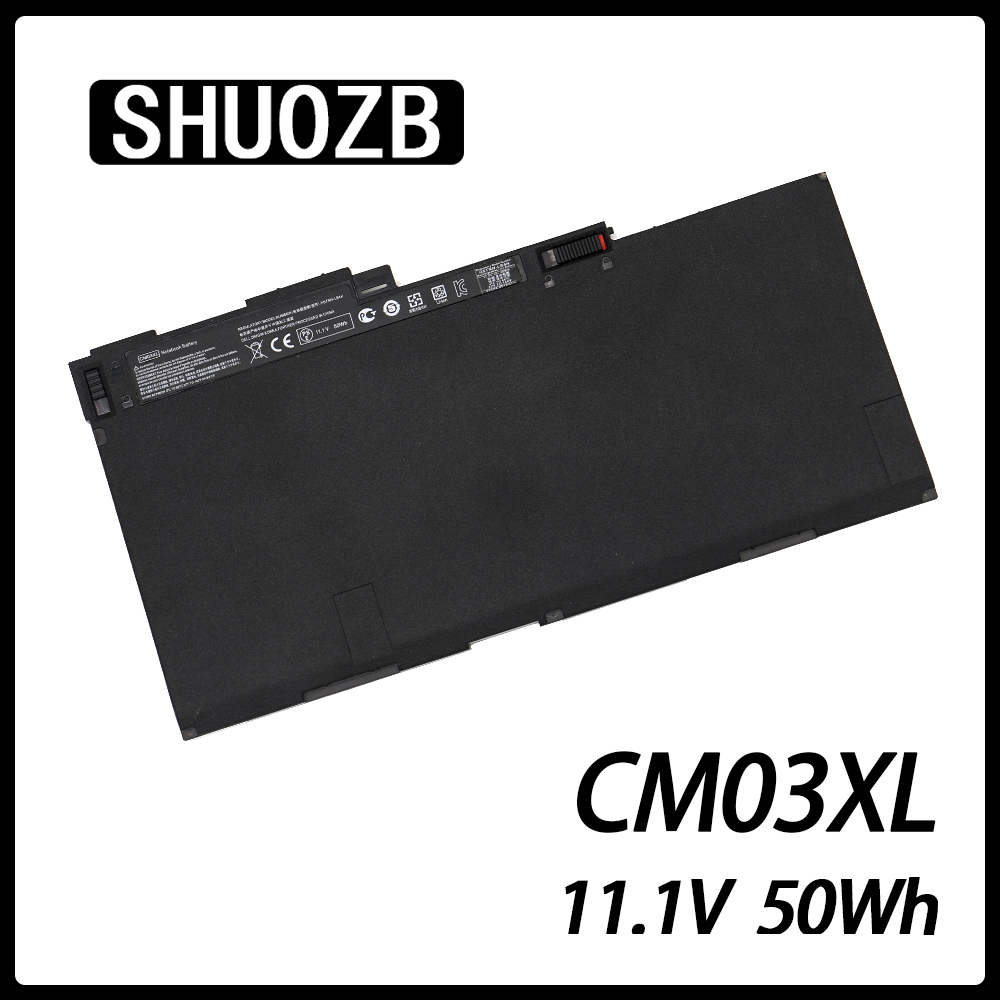 CM03XL Battery For Hp EliteBook 840 845 850 740 745 750 G1 G2 Series 717376-001 HSTNN-DB4Q HSTNN-IB4R HSTNN-D LB4R E7U24AA CO06