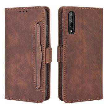 for Huawei Y8P 2020 Flip Case Y5P Y6P 5 Y 8 P Y8 Y 8P Y6S Y8S Y9S Card Slot Remove 360 Protect Wallet Etui Funda Huawei Y8P Case