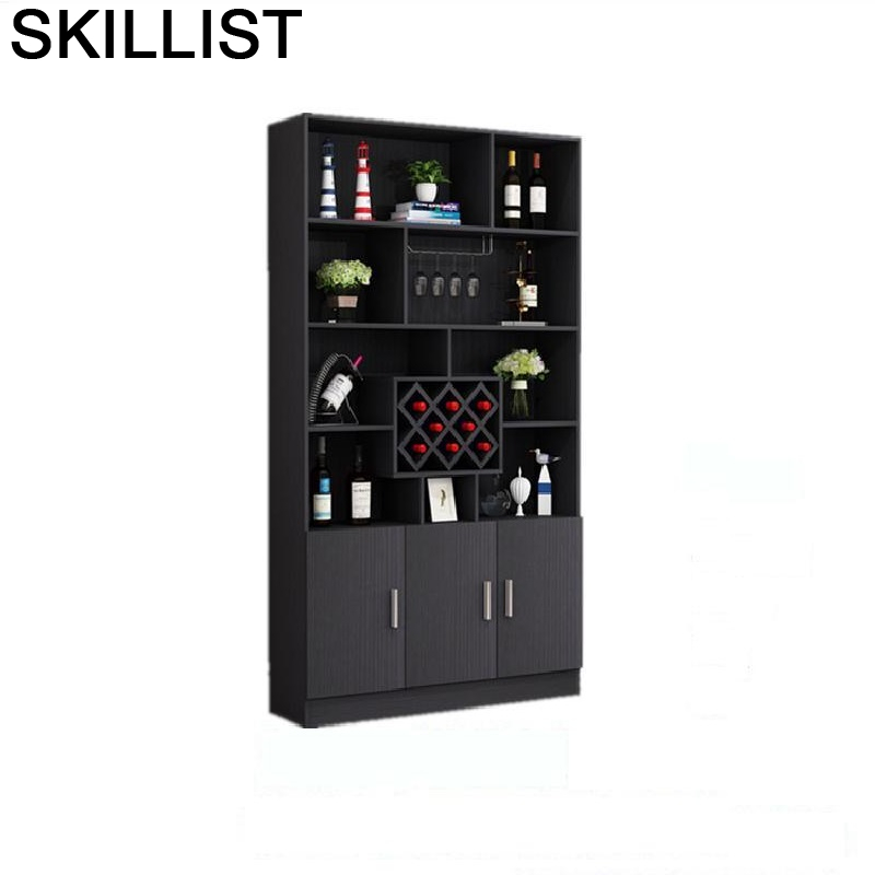 Room Shelf Kitchen Meja Shelves Dolabi Meuble Cocina Table Salon Meube Gabinete Commercial Furniture Mueble Bar Wine Cabinet