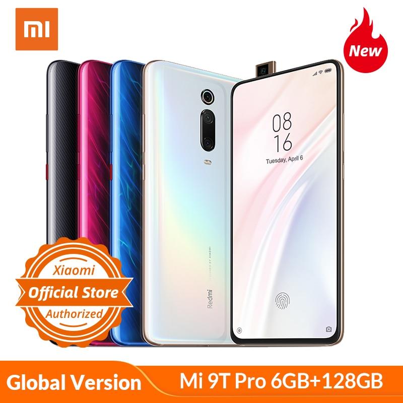 Xiaomi Mi 9T pro 6GB 128GB versão global smartphone snapdragon 855 48mp câmera 4000 mah 6.39
