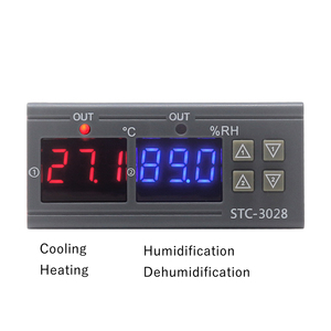 Image 3 - STC 3008 Digital Thermostat STC 3028 Temperature Humidity Controller Thermostat Humidistat Thermometer Hygrometer Control Switch