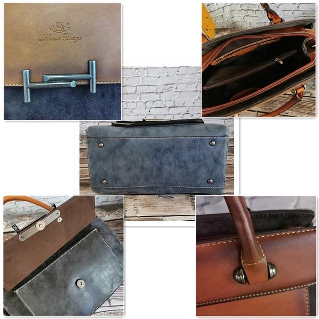 Classic Women's Leather Luxury Bag  6