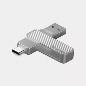 Image 2 - Xiaomi Jessis U Disk 32 Гб 64 Гб 128 ГБ, двойной USB флеш накопитель Type C OTG USB 3,1 USB флешка для телефона, планшета, ПК, MAC
