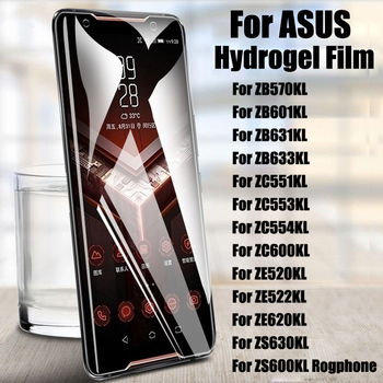 UGI 5-1 PCS Hydrogel Film Full Cover For ASUS ZB 570 601 631 633 KL ZC 551 553 554 600 KL ZE 520 522 620 KL ZS 600 630 KL Screen image