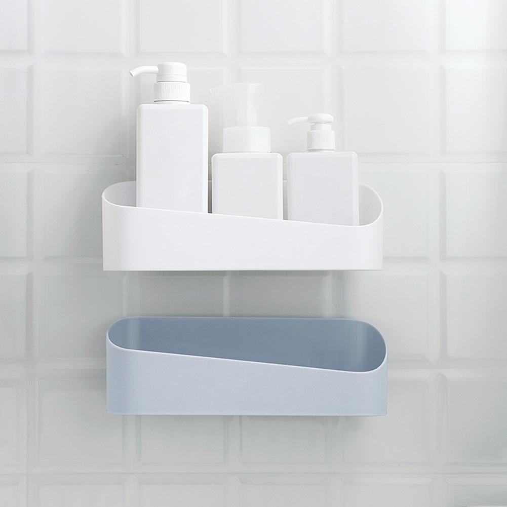 Self Adhesive Shelf Storage Rack