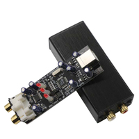 Portabe External Adapter Digital KTV Home Sound Card Display Mini Interface Audio Computer Decoder Converter USB