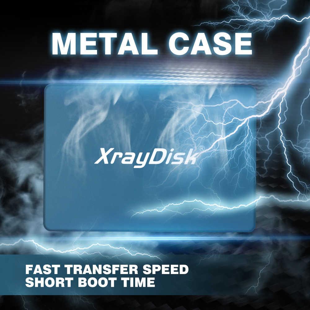 XrayDisk SSD 2.5 ''SATA3 Hdd Ssd 120Gb 240Gb 256Gb 80Gb SSD 512GBภายในSolid stateฮาร์ดดิสก์สำหรับแล็ปท็อปเดสก์ท็อป